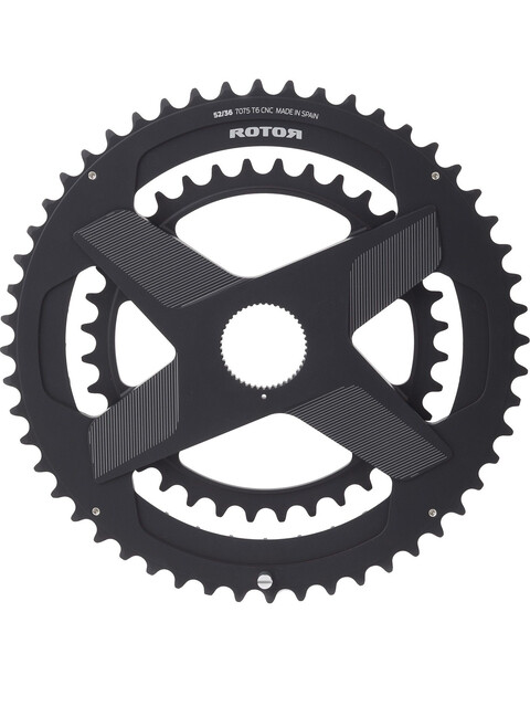 Rotor Aldhu Direct-Mount - Platos - redondo negro